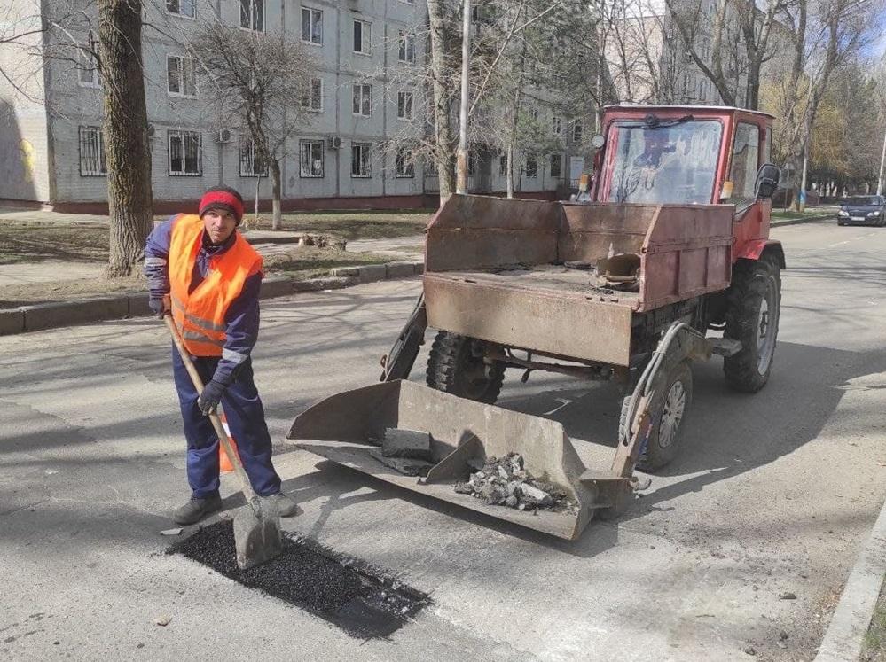 Работник КП СКГ